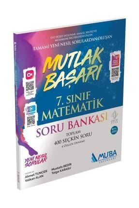 Muba Yayınları Mutlak Başarı 7. Sınıf Matematik Soru Bankası 0