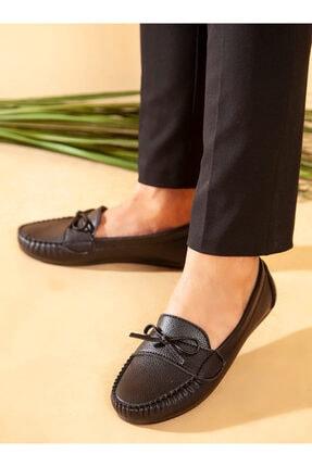 ayakkabıhavuzu Kadın Siyah Günlük Ayakkabı 2