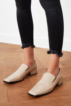 TRENDYOLMİLLA Siyah Yırtık Detaylı Yüksek Bel Skinny Jeans TWOSS20JE0299 3