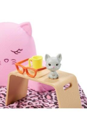 Barbie Ev Aksesuar Paketleri Oyun Seti GRG56-GRG57 1