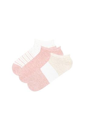 Penti Patik Çorap 3'lü 0