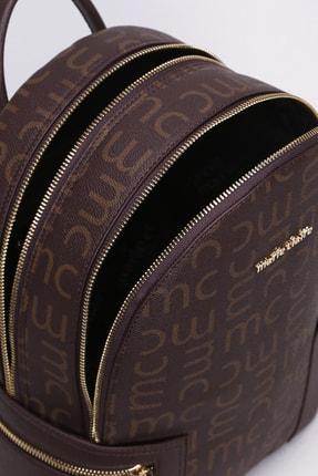 Marie Claire Kadın Kahverengi Sırt Çantası Lori Mc212102191 3