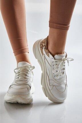 Tripy Kadın Günlük Sneaker Ayakkabı 2