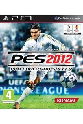 Konami Ps3 Pes 2012 - Orjinal Oyun - Sıfır Jelatin 0