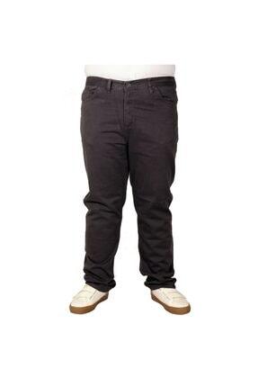 تصویر از Büyük Beden Erkek Gabardin Pantolon 21001 Antrasit
