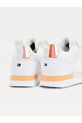 Tommy Hilfiger Kadın Actıve Cıty Sneaker 1