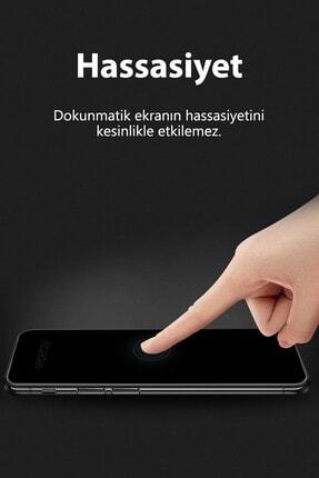 sepetzy Samsung Galaxy M51 Uyumlu Tam Kaplayan Privacy Hayalet Cam Ekran Koruyucu 4