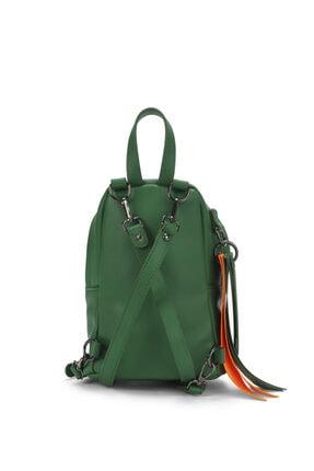Twist Kadın Yeşil Omuz Çantası 2