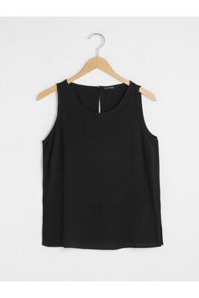 LC Waikiki Kadın Siyah Bluz 0