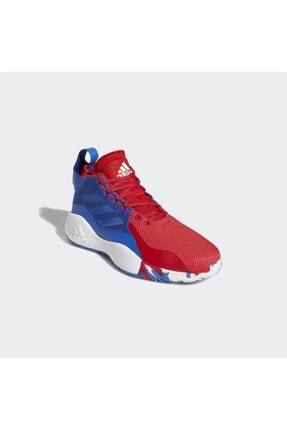 adidas Erkek Lacivert Basketbol Ayakkabısı 773 2020 4