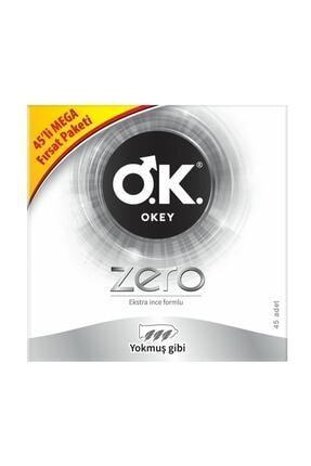 Okey Zero 45'li Prezervatif 0