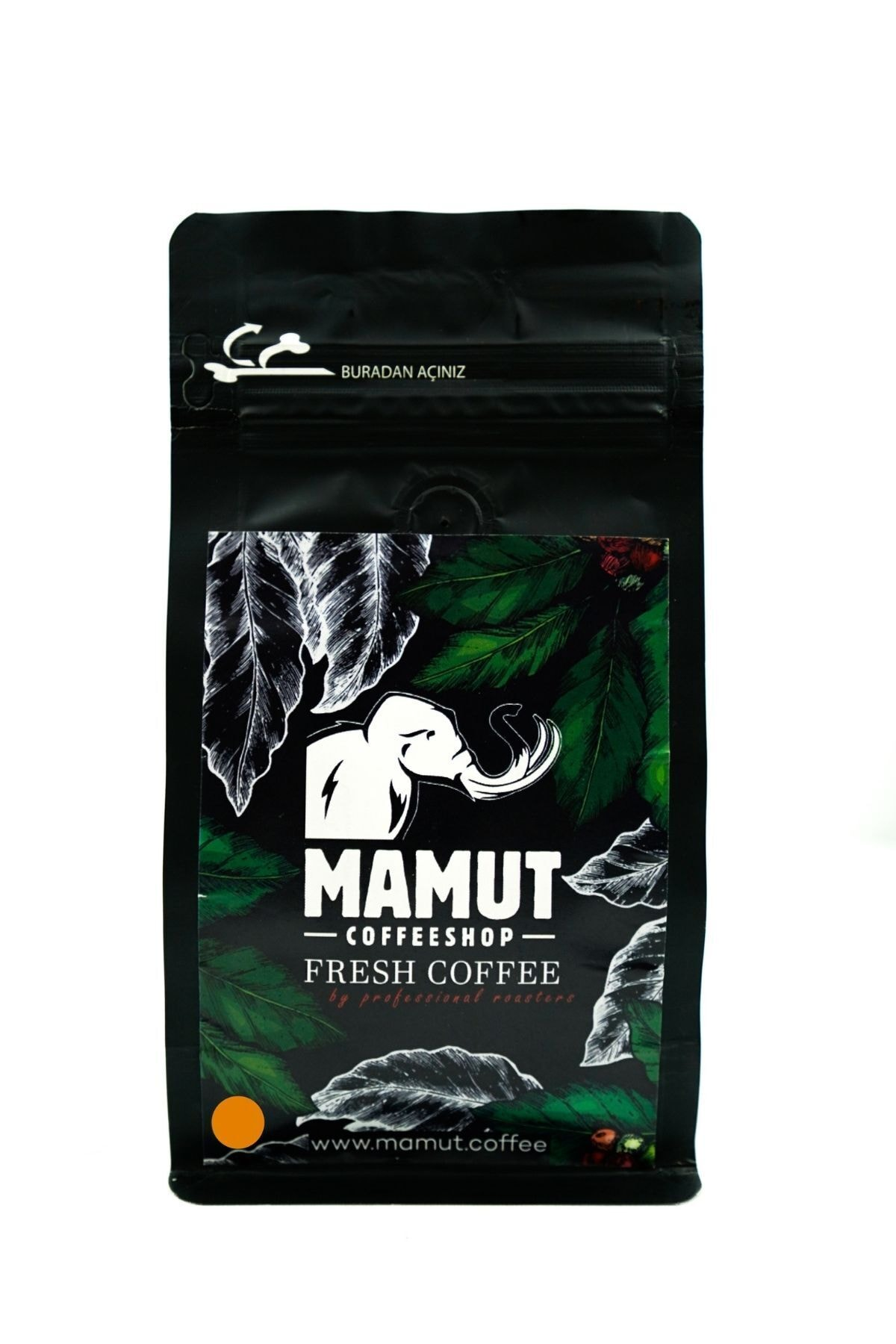Mamut Coffeeshop - Barista Blend Espresso Öğütülmüş Kahve 500 gr