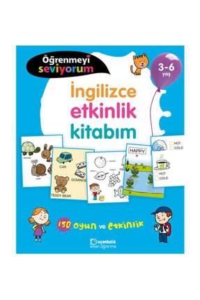 Tudem Yayınları Öğrenmeyi Seviyorum-ingilizce Etkinlik Kitabım 3-6 Yaş 0