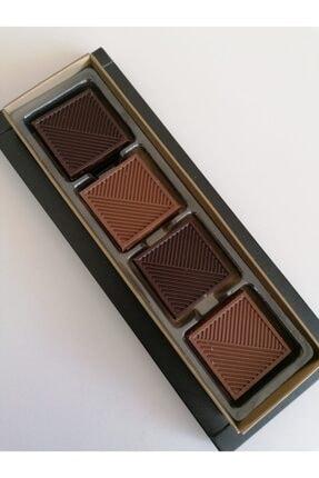 Mon ChoCoffee Belçika Çikolatalı Sargılı Madlen 20'lı ( Beyaz Kutu) 0