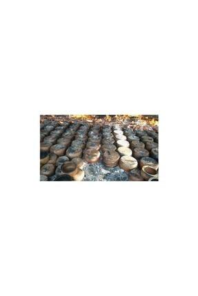 Mogan Çömlekçilik Arslantaş Toprak El Yapımı Büyük (30cm) Boy Güveç 8-10 Kişilik + Hediyeli 2