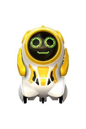 Silverlit Pokibot 88042 Robot Sarı 0