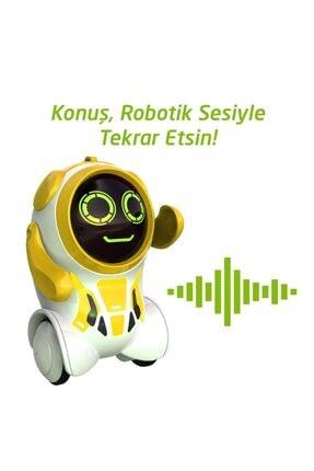 Silverlit Pokibot 88042 Robot Sarı 1