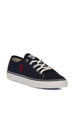 US Polo Assn TOGA Lacivert Kadın Sneaker Ayakkabı 100249571 0