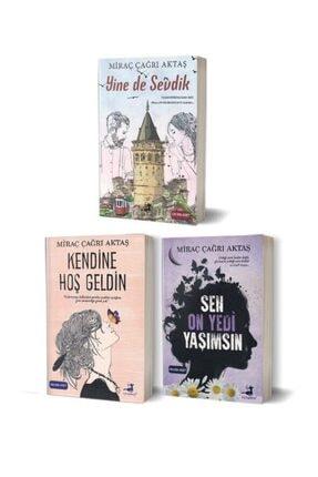 Olimpos Yayınları Yine De Sevdik, Kendine Hoş Geldin Ve Sen On Yedi Yaşımsın - 3 Kitap 0