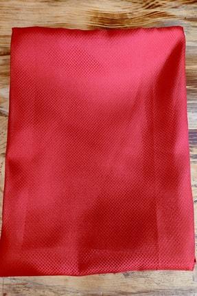 Çeyizci Masa Örtüsü Leke Tutmaz Kumaş Tek 160x220cm Kırmızı 1