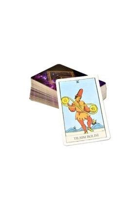 Star Oyun Tarot Kart Seti 78 Kartlı (Kitapçıksız) 0