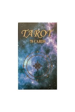 Star Oyun Tarot Kart Seti 78 Kartlı (Kitapçıksız) 1