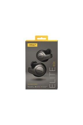 Jabra Elite 65t Bluetooth Kulaklık - Gümüş 3