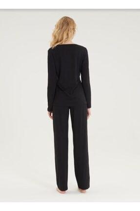 Blackspade Kadın Pijama Takımı 50299-siyah 1