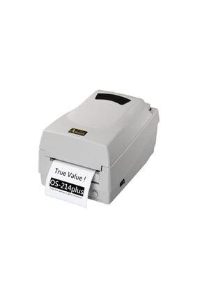Argox Os-214 Plus Termal/termal Transfer Barkod Yazıcı 3