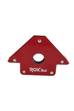 Rox Wood Açılı Kaynak Tutucu Mıknatıs 0