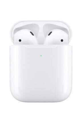 Resterve Beyaz Ipone  2. Nesil Uyumlu Bluetooth Kulaklık 0