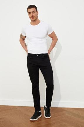 Siyah Erkek Super Skinny Jeans TMNSS20JE0233