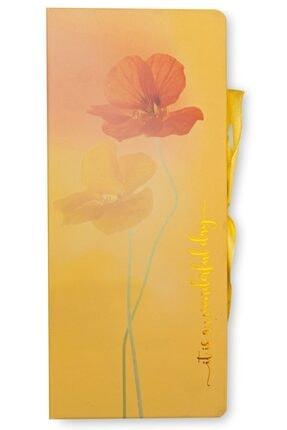 Victoria's Journals Yapışkanlı Not Kağıdı Planlayıcı 9x22cm Morning Dewyellow 1