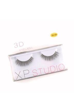 xp Studıo 3d Eyelash 3 Boyutlu Takma Kirpik 05 0