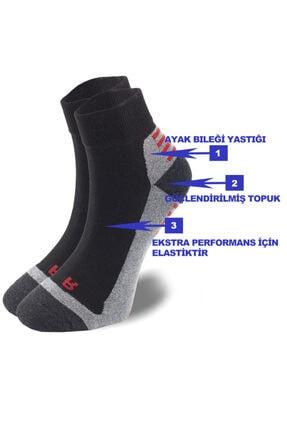 topsocks Spor Ayakkabı Kısa Çorap 4 Çift 1