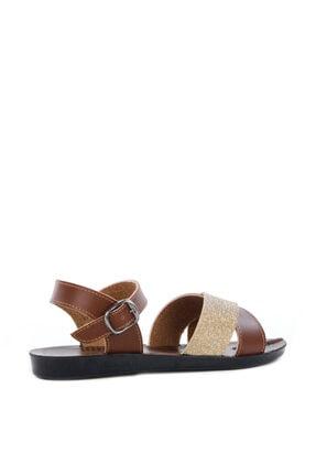 BEHTAH GEZER Kadın Taba Sandalet 1