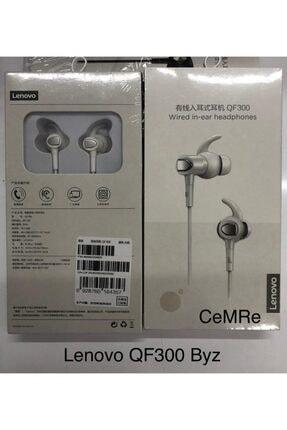 LENOVO Qf300 3,5mm Jack Kablolu Mikrofonlu Kulaklık 1
