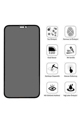 OBEV Iphone 11 Uyumlu Temperli Tam Koruma Hayalet Cam Ekran Koruyucu 4