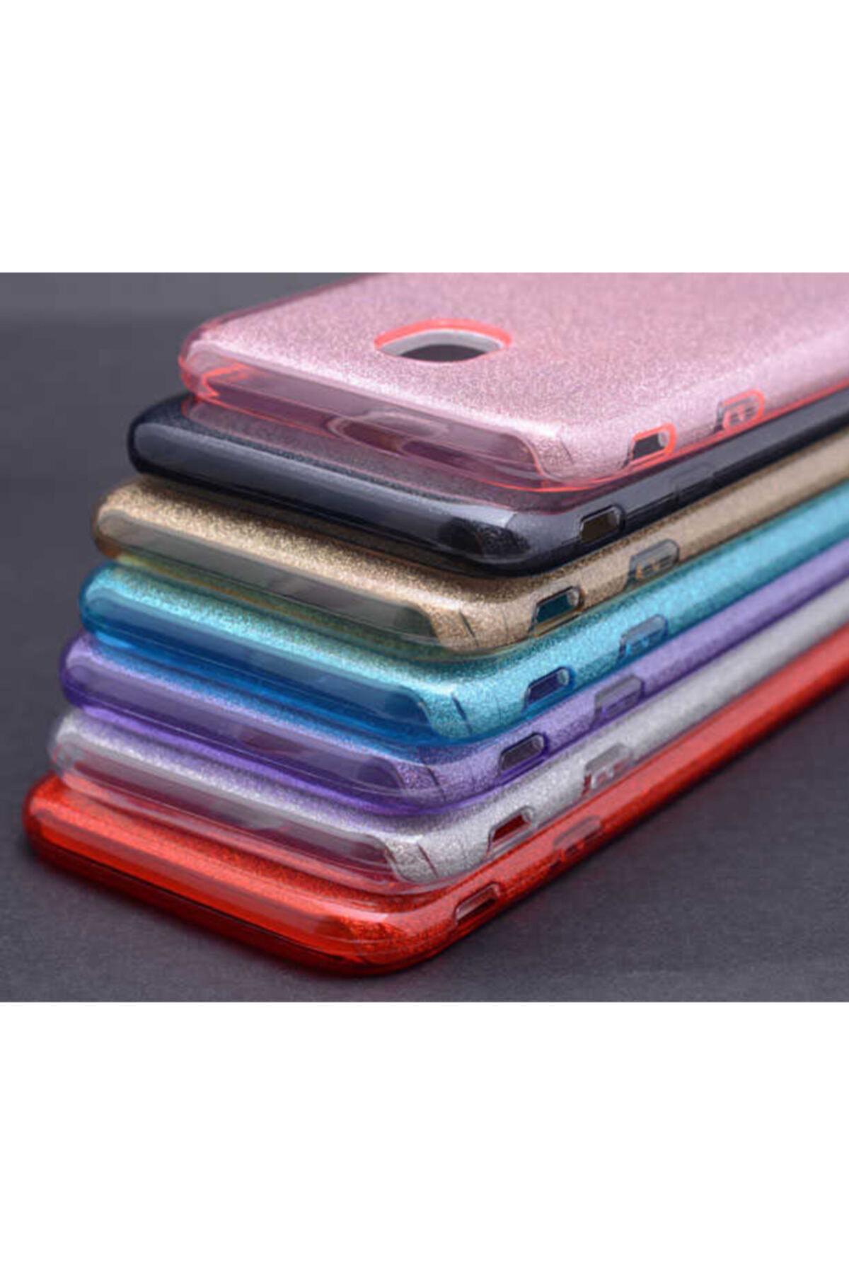 Samsung Galaxy J7 Pro (j730) Uyumlu Kılıf Shiny Glitter, Simli Zarif Mükemmel Tasarım