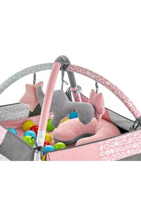 Babyjem 3 Fonksiyonlu Bebek Oyun Jimnastik Halısı 1