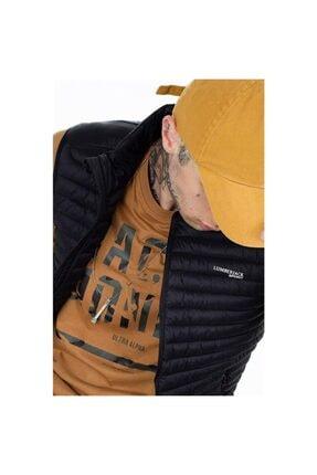 Lumberjack Erkek Siyah Perry Vest Yelek 100438128 4