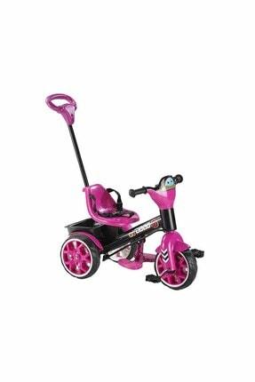 Babyhope Kız Çocuk Pembe Bobo Bisiklet 0
