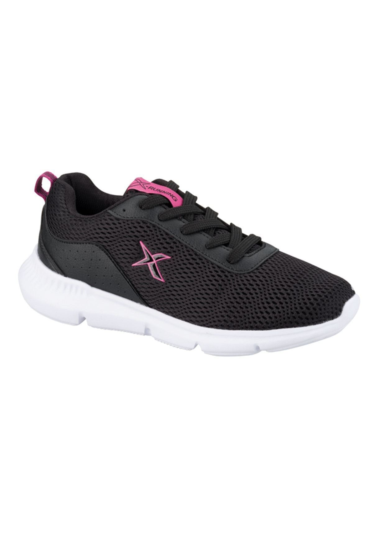 MOTER W 1FX Siyah Kadın Comfort Ayakkabı 100785936