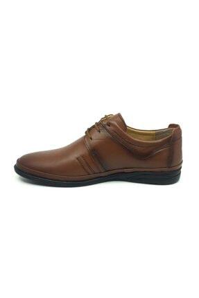 Taşpınar Göray %100 Deri Ortopedik Erkek Günlük Yazlık Klasik Ayakkabı 40-44 2