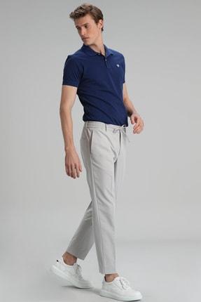 Lufian Laon Spor Polo T- Shirt Açık Lacivert 3