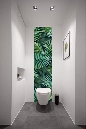 Kolhis 50cmx200cm Desen | Wc Tuvalet Arkası Kendiden Yapışkanlı Folyo | Banyo Fayans Kaplama Folyosu 0