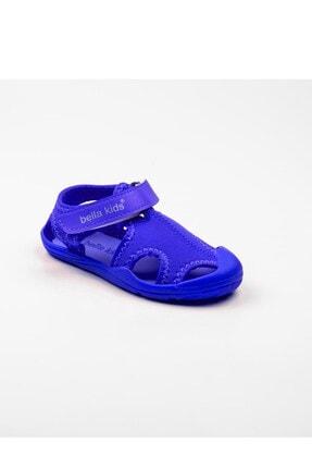 Akınalbella Unisex Çocuk Mavi Akınalbella Termo Taban Sandalet 2