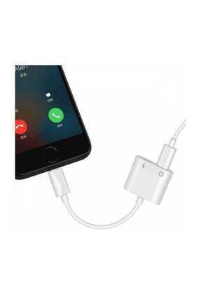 Ally Iphone 7,8 X ,10 Uyumlu Lightning , Kulaklık Ve Şarj Çevirici Dönüştürücü 3