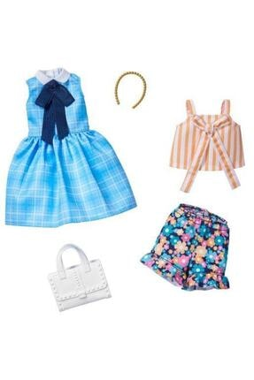 Barbie 'nin Kıyafetleri Ikili Paket Ghx65-fyw82 0