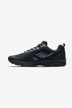 Lescon Erkek Siyah Rapid Runner Spor Ayakkabısı 1